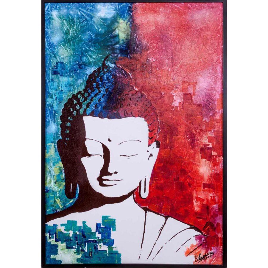 bouddhapainting-affordableart-artdealers-artforsale-artwebsites-buyartonline-contemporaryart-bestartistpainter2019-fineart-Banksyartwork-jonathanthepainter-laouina