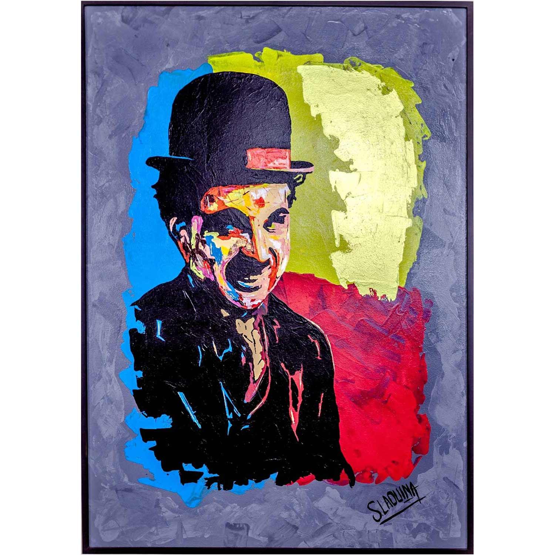 charliechaplinpainting-affordableart-artdealers-artforsale-artwebsites-buyartonline-contemporaryart-bestartistpainter2019-fineart-Banksyartwork-jonathanthepainter-laouina