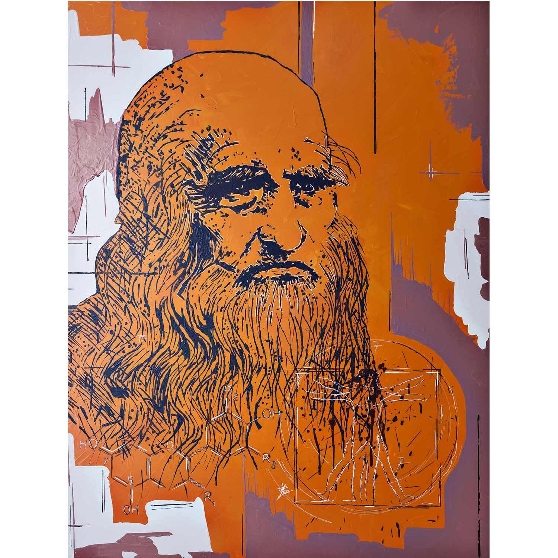 leonardodavincipainting-affordableart-artdealers-artforsale-artwebsites-buyartonline-contemporaryart-bestartistpainter2019-fineart-Banksyartwork-jonathanthepainter-laouina