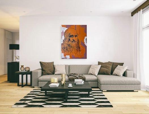 leonardodavincipainting-affordableart-artwall-artforsale-artwebsites-buyartonline-contemporaryart-bestartistpainter2019-fineart-Banksyartwork-jonathanthepainter-laouina2