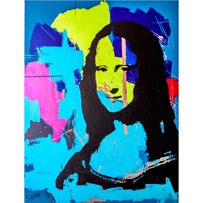 monalisapainting-affordableart-artdealers-artforsale-artwebsites-buyartonline-contemporaryart-bestartistpainter2019-fineart-Banksyartwork-jonathanthepainter-laouina