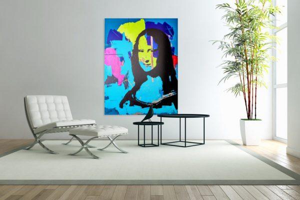 monalisapainting-affordableart-artwall-artforsale-artwebsites-buyartonline-contemporaryart-bestartistpainter2019-fineart-Banksyartwork-jonathanthepainter-laouina1