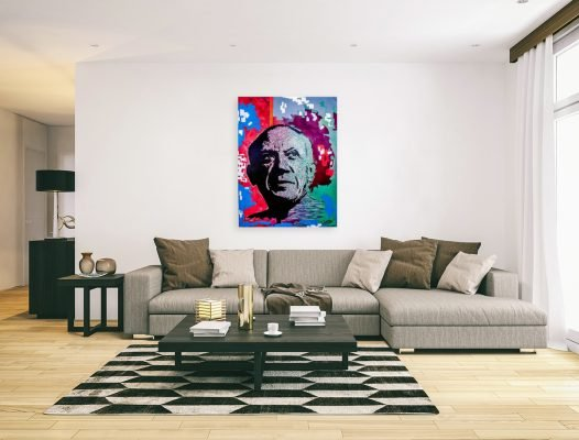 pablopicassopainting-affordableart-artwall-artforsale-artwebsites-buyartonline-contemporaryart-bestartistpainter2019-fineart-Banksyartwork-jonathanthepainter-laouina1