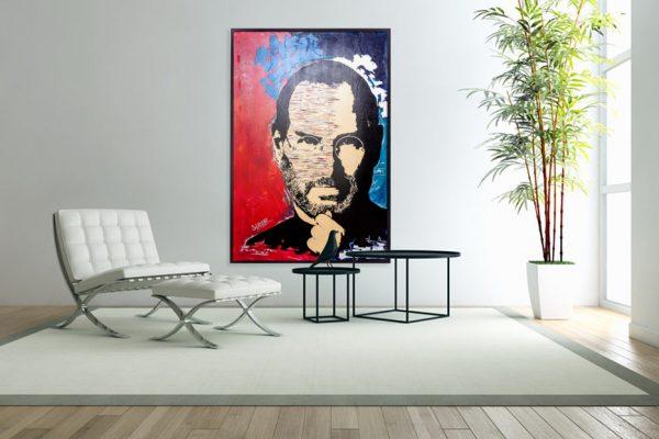 stevejobspainting-affordableart-artwall-artforsale-artwebsites-buyartonline-contemporaryart-bestartistpainter2019-fineart-Banksyartwork-jonathanthepainter-laouina