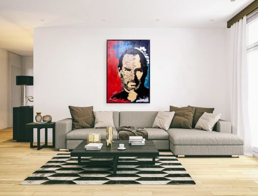stevejobspainting-affordableart-artwall-artforsale-artwebsites-buyartonline-contemporaryart-bestartistpainter2019-fineart-Banksyartwork-jonathanthepainter-laouina1