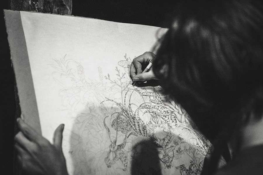 Was Leonardo da Vinci a Buddhist?
